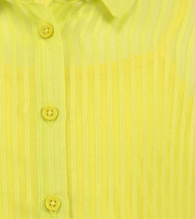 CKS KIDS - ALBERTA - Blouse korte mouwen - geel