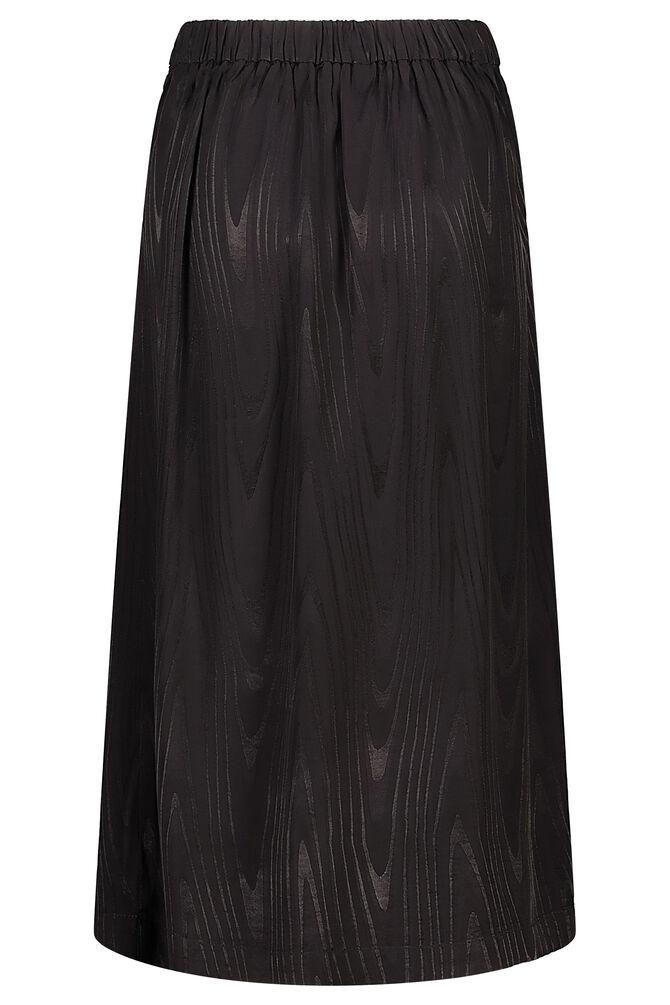 CKS WOMEN - RONILDE - Lange rok - zwart