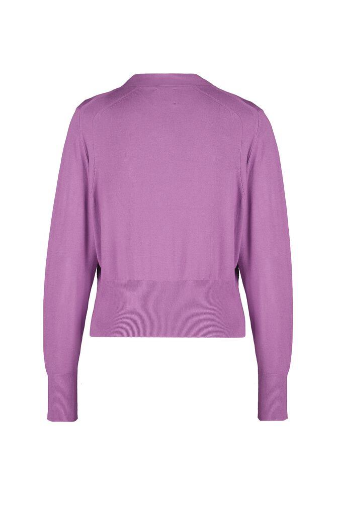 CKS WOMEN - TINNY - Gilet - violet