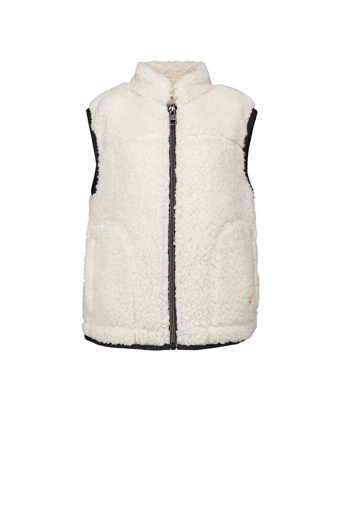 CKS KIDS - GETIMA - Bodywarmer - OF WHITE
