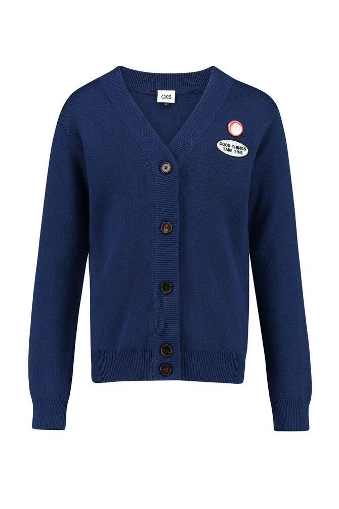 CKS KIDS - BORIS - Outlet - blauw