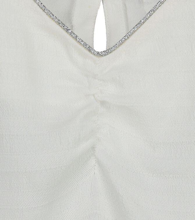 CKS KIDS - AIFE - Bluse kurze Ärmel - Weiß