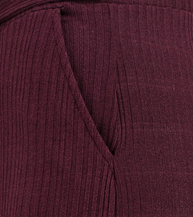 CKS WOMEN - RUMANA - Pantalon long - violet
