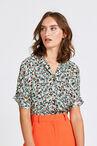CKS WOMEN - RONELA - Blouse manches courtes - multicolor