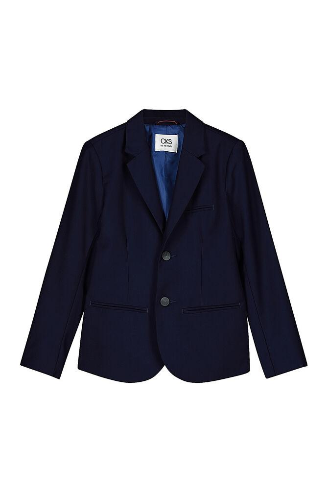 CKS KIDS - TATLO - Korte blazer - blauw