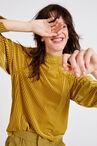 CKS WOMEN - REINHILDE - Blouse lange mouwen - groen