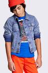 CKS KIDS - YOREED - Short jacket - blue