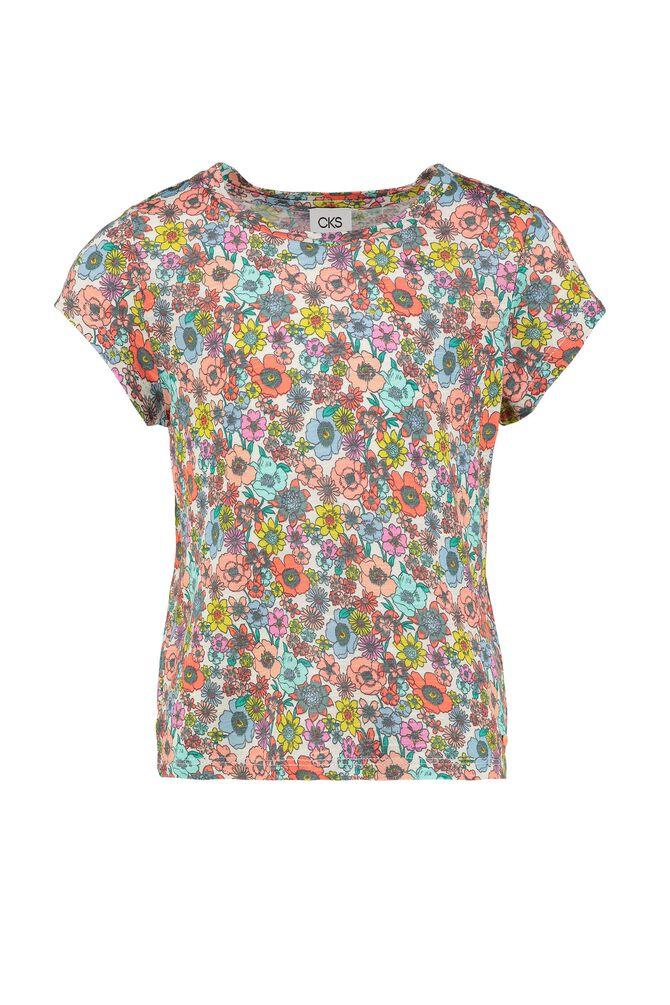 CKS KIDS - EDREA - T-shirt korte mouwen - multicolor