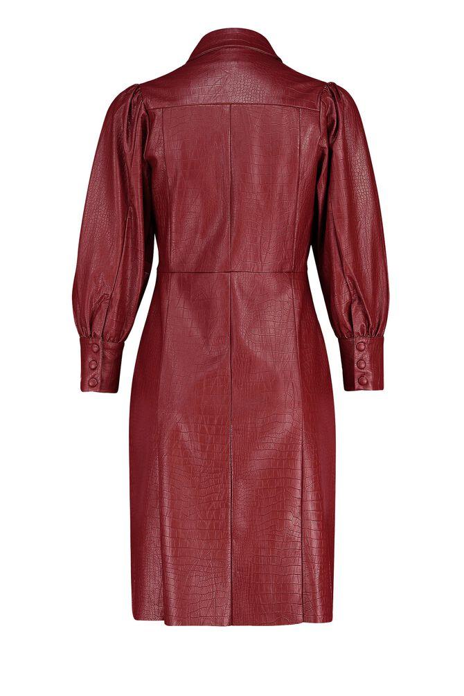 CKS WOMEN - ROBINETTA - Korte jurk - rood