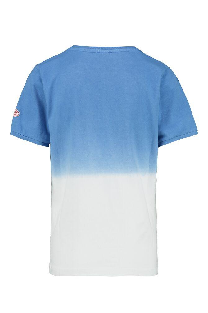 CKS KIDS - YEATON - T-shirt manches courtes - bleu