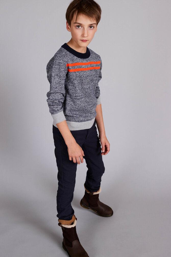 CKS KIDS - BEROEL - Pullover - blauw