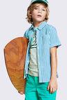 CKS KIDS - YERBERT - T-shirt korte mouwen - grijs