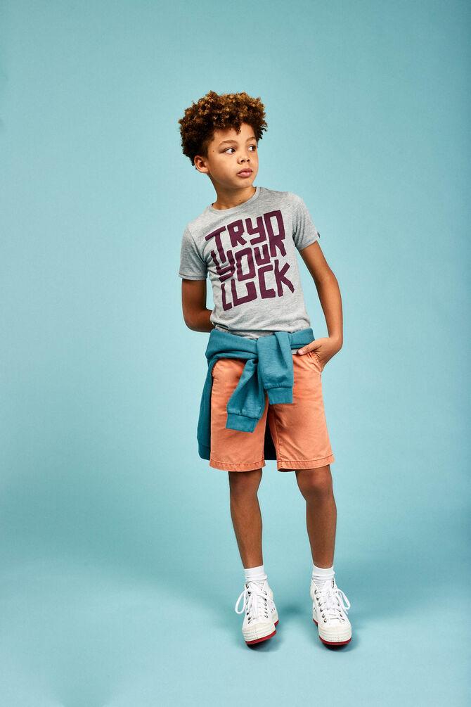 CKS KIDS - BERT - Short - oranje