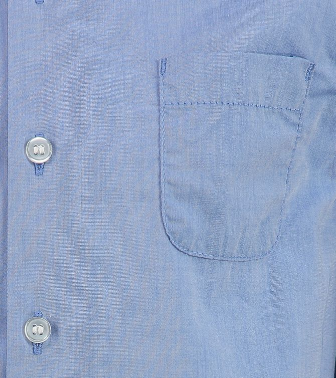 CKS KIDS - BOUGAR - Hemd lange Ärmel - Blau