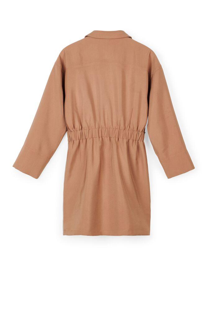 CKS KIDS - ENTITA - Lange jurk - beige