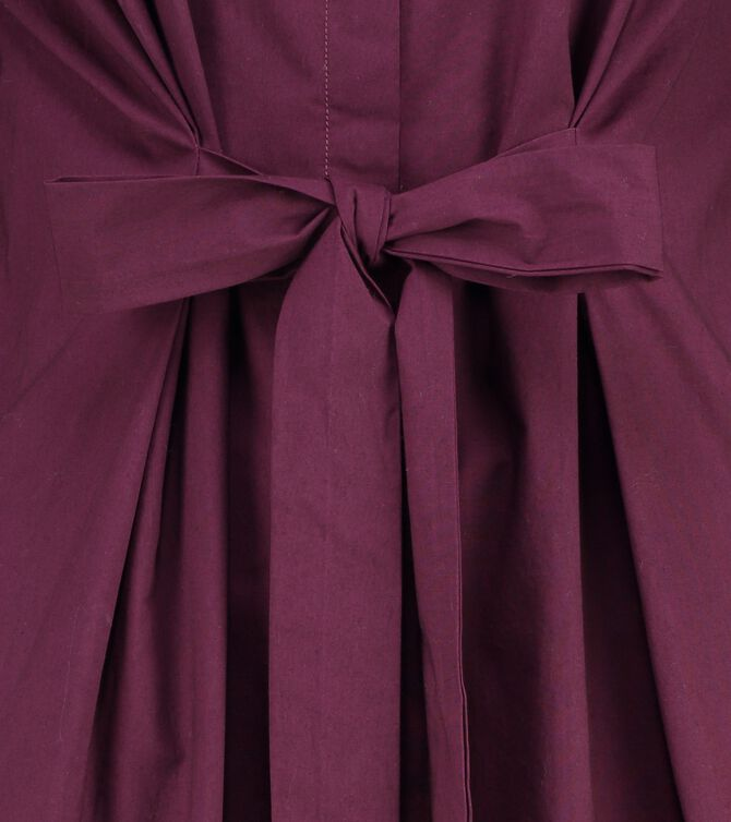 CKS WOMEN - ROREEN - Lange jurk - paars