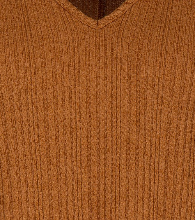 CKS WOMEN - EBINA - Blouse manches courtes - brun