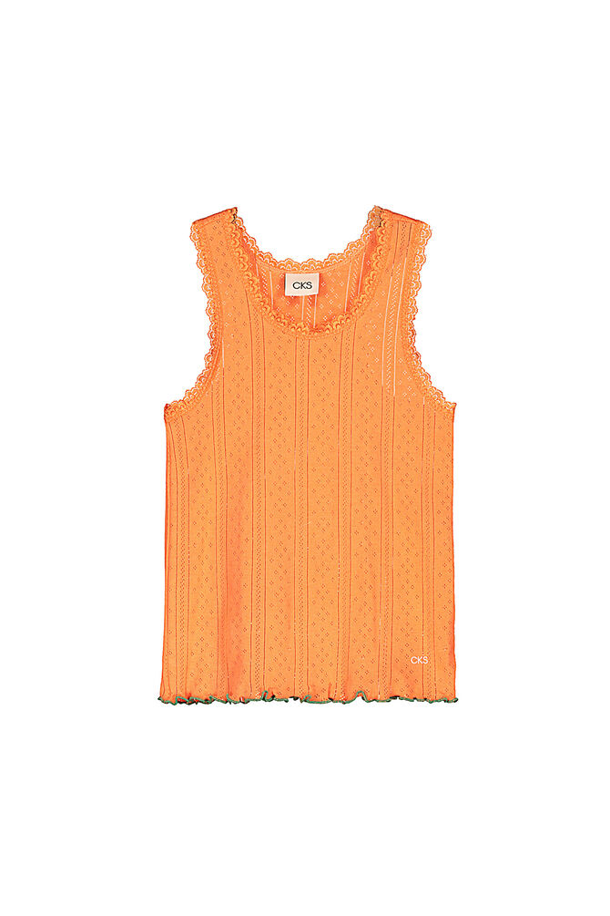 CKS KIDS - DREAM - Top - oranje