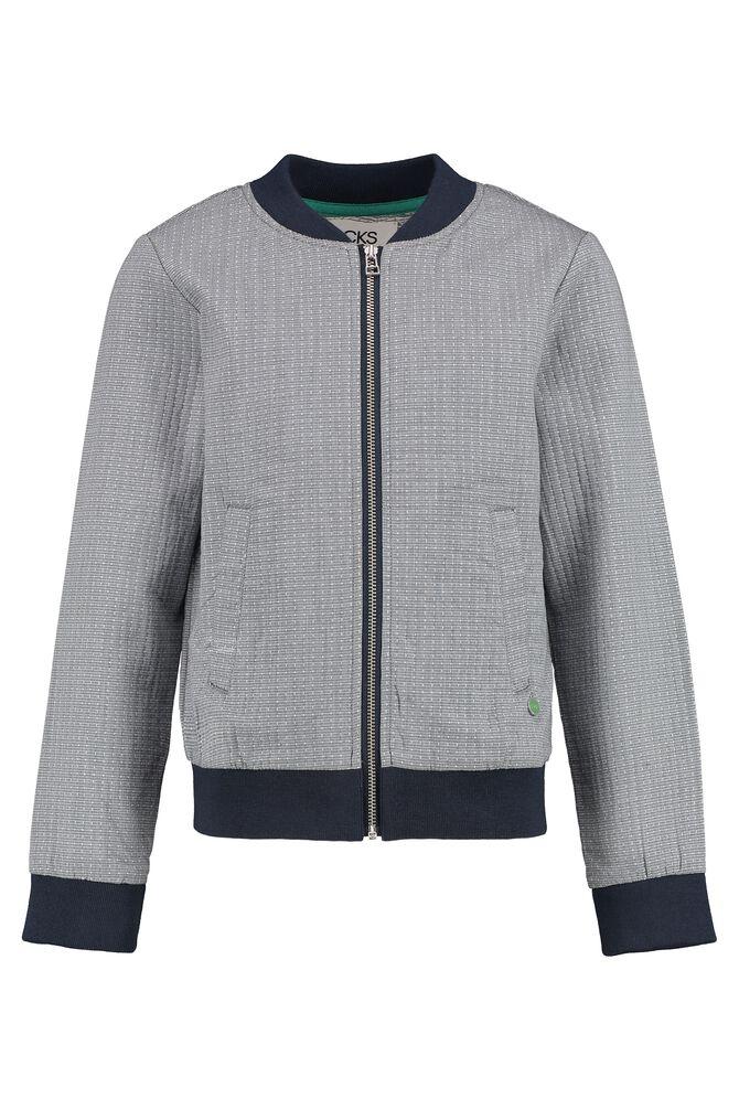 CKS KIDS - BRYSON - Korte jacket - grijs