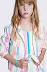 CKS KIDS - ISMEE - Korte jacket - multicolor
