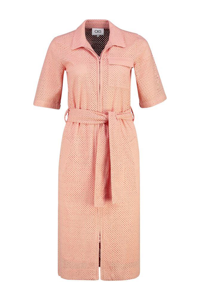 CKS WOMEN - FAFA - Lange jurk - roze