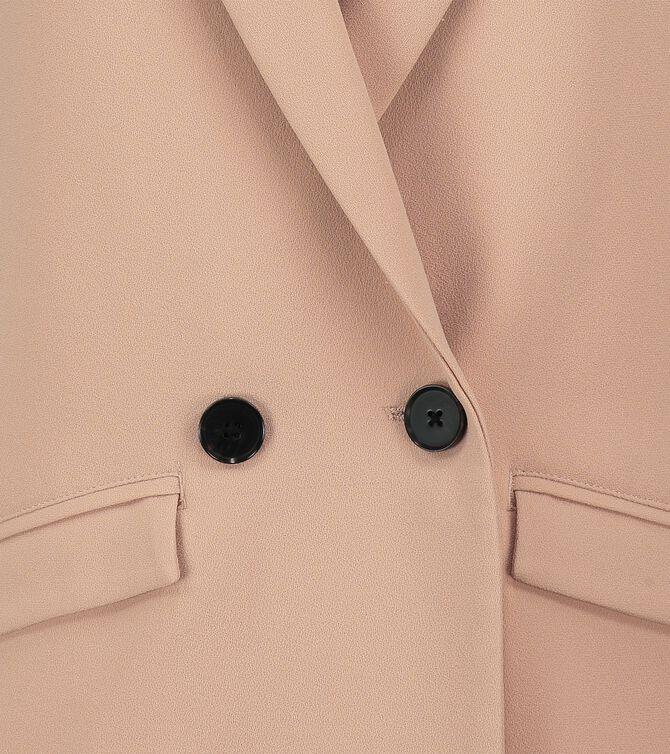 CKS WOMEN - LAGARUSA - Blazer long - pink