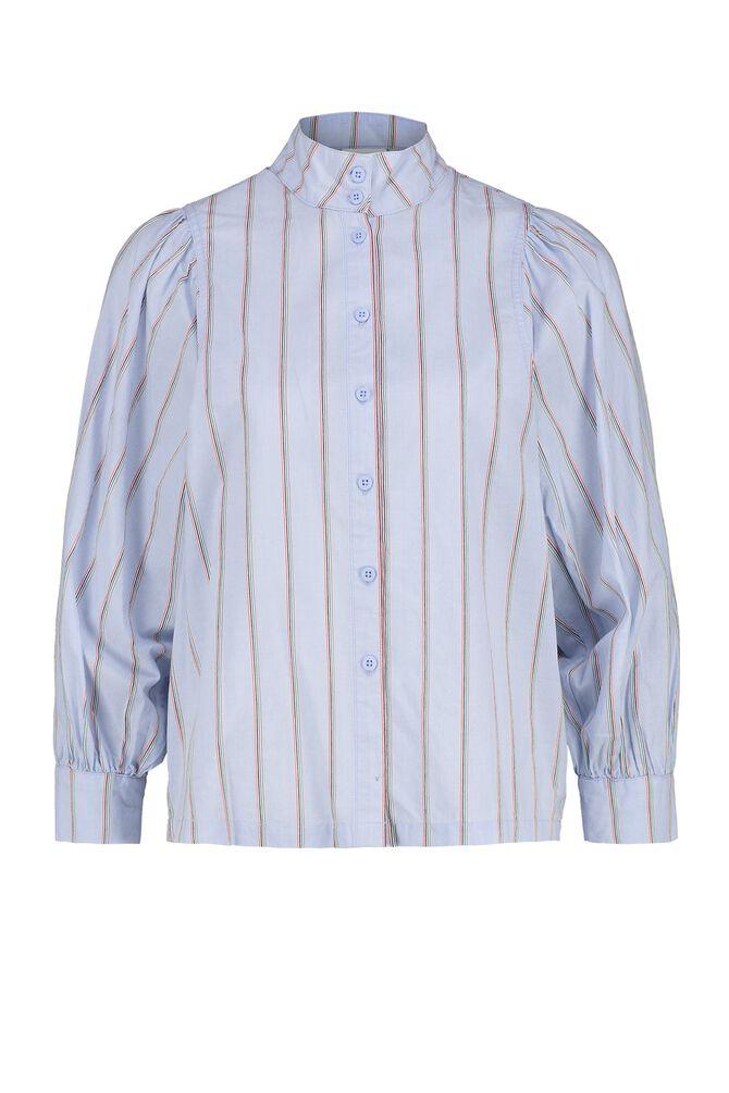 CKS WOMEN - ROSALINA - Blouse long sleeves - blue