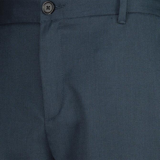 CKS MEN - NEBERT - Lange broeken - blauw
