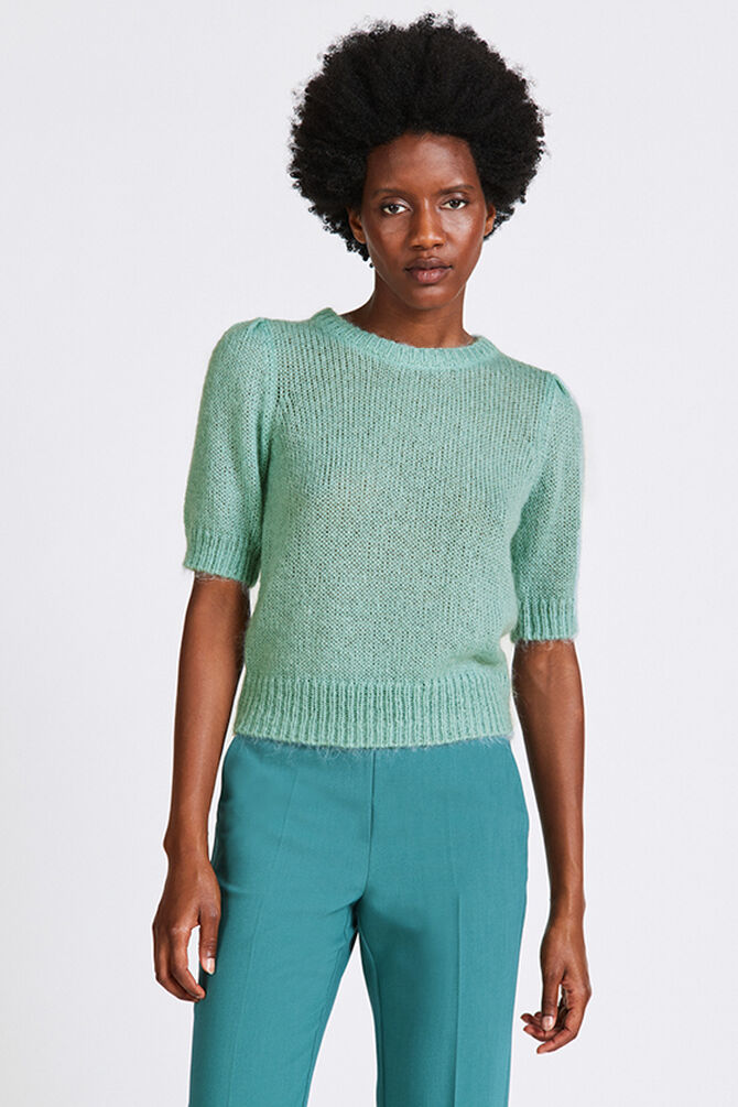 CKS WOMEN - KADEN - Pullover - blauw