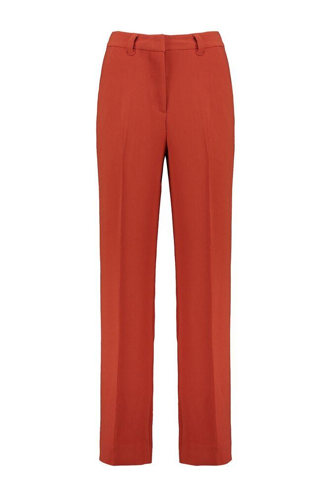 CKS WOMEN - TONKSA - Lange broek - rood