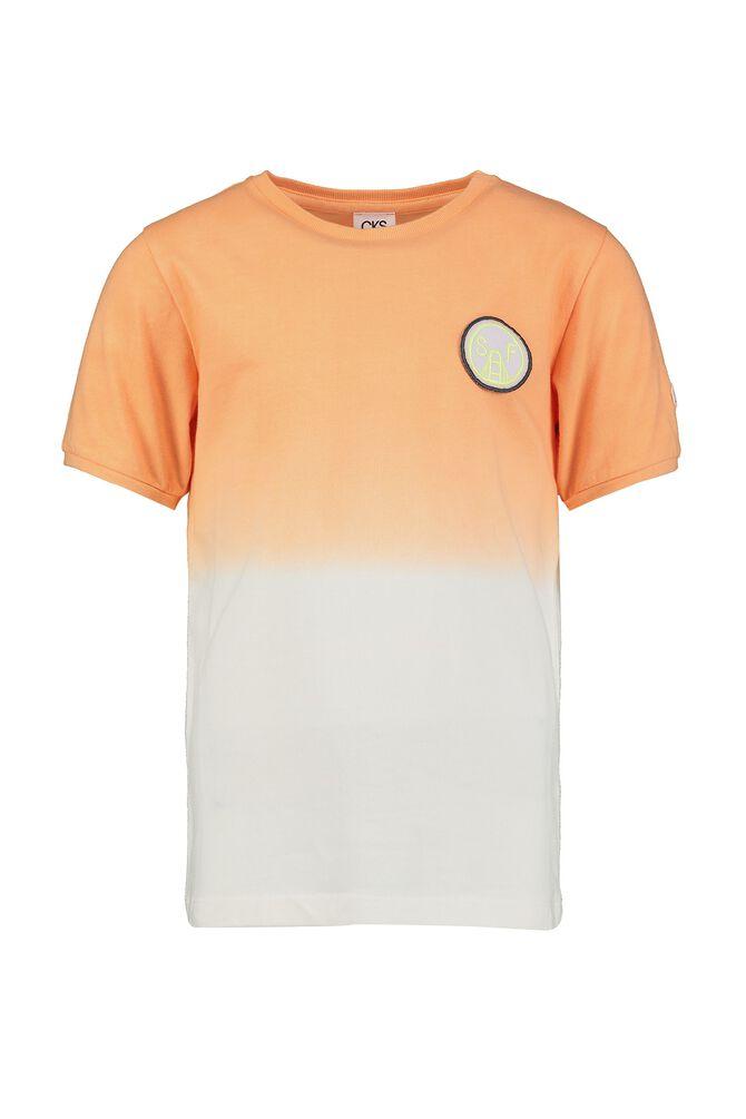 CKS KIDS - YEATON - T-shirt korte mouwen - oranje