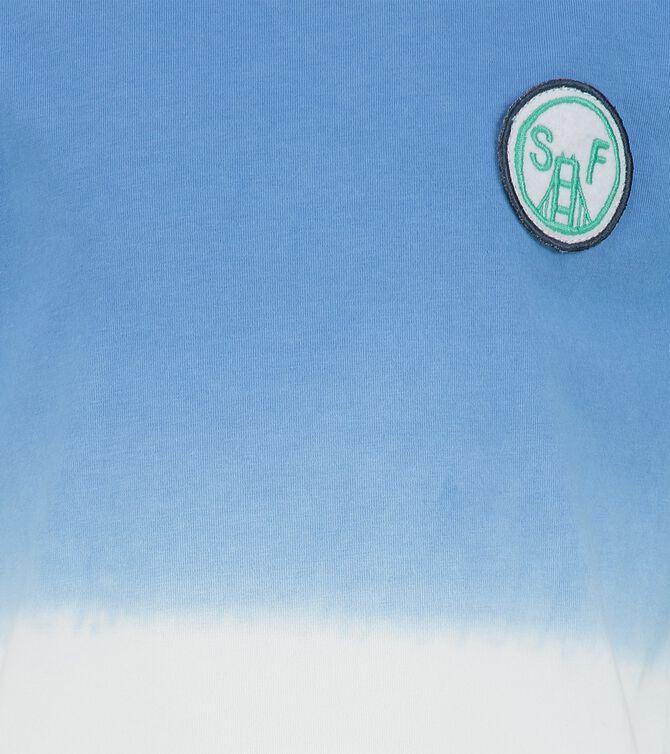 CKS KIDS - YEATON - T-Shirt kurze Ärmel - Blau