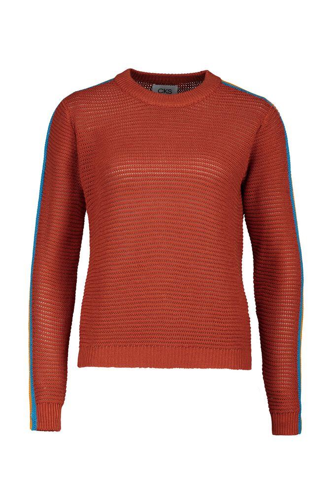CKS WOMEN - PENELOPE - Pullover - brown