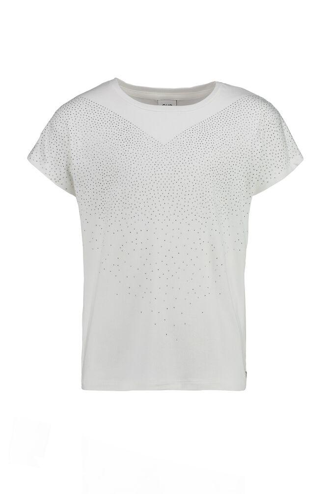 CKS KIDS - ADINA - T-shirt short sleeves - white