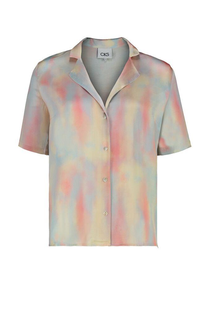 CKS WOMEN - LAYLAS - Blouse short sleeves - multicolor