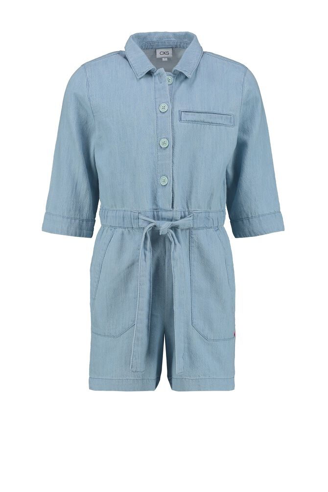 CKS KIDS - ILONKA - Jumpsuit - light blue