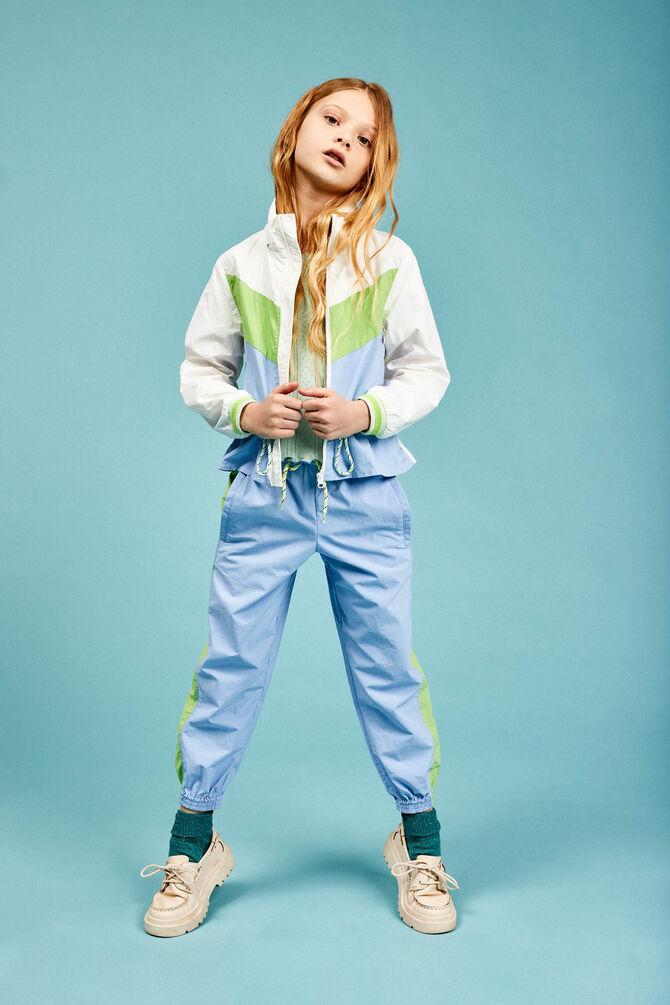 CKS KIDS - WORKOUT - Lange broek - blauw