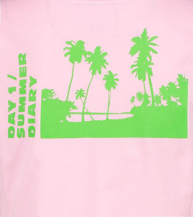 CKS WOMEN - PAULETTE - T-shirt manches courtes - rose