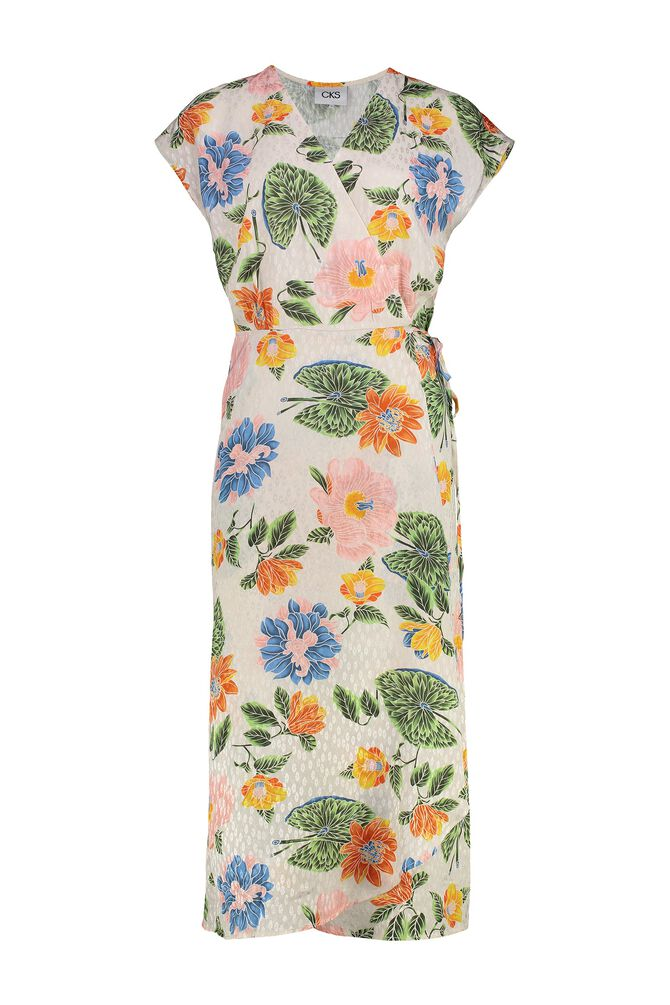 CKS WOMEN - NAYABA - Lange jurk - multicolor