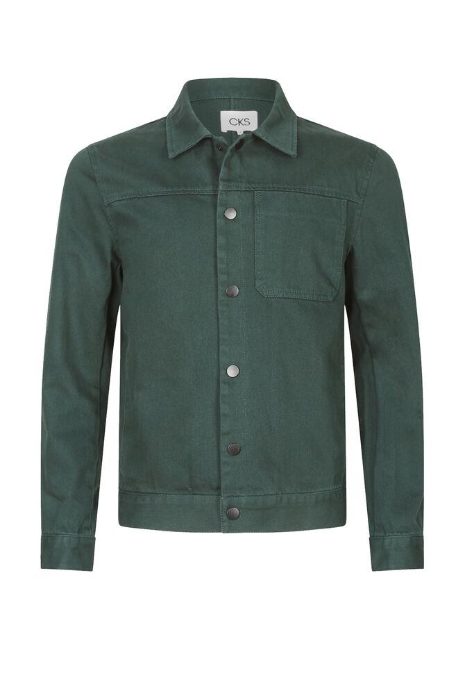 CKS MEN - ELLARD - Men - green