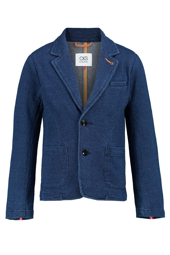 CKS KIDS - BRALANDO - Short blazer - blue