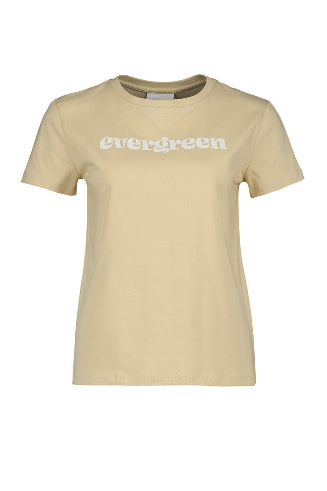 CKS WOMEN - PHILINE - T-shirt short sleeves - beige