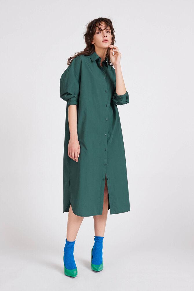 CKS WOMEN - MAWIE - Lange jurk - groen