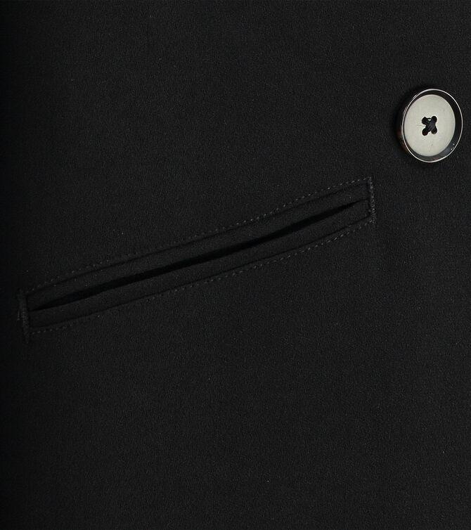 CKS WOMEN - LAGARUS - Lange blazer - zwart
