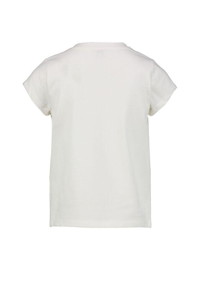 CKS KIDS - INCA - T-shirt korte mouwen - wit