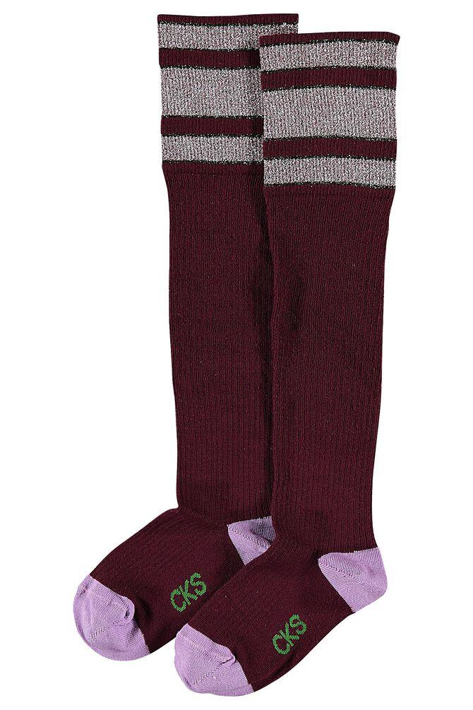 CKS KIDS - SARI - Socks - bordeaux