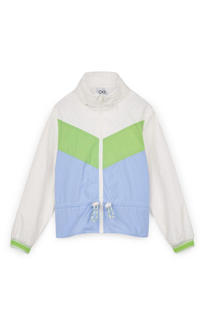 CKS KIDS - DEAN - Korte jacket - beige