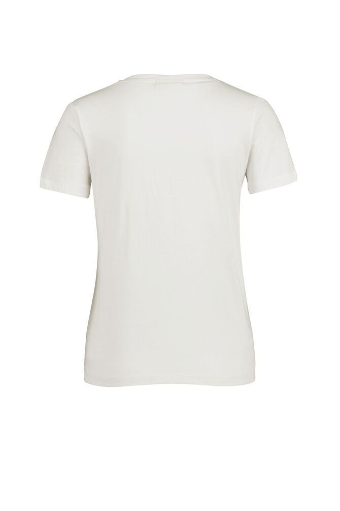 CKS WOMEN - LEENA - T-shirt korte mouwen - wit
