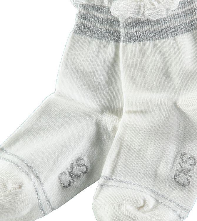 CKS KIDS - JULIA - Chausettes - blanc