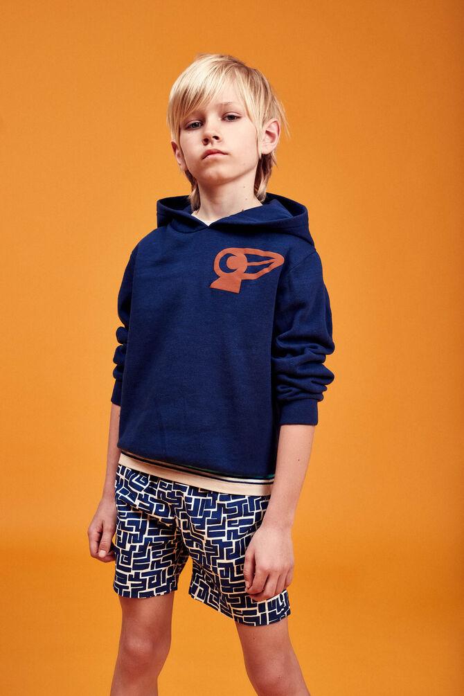 CKS KIDS - BILLY - Hoodie - blauw